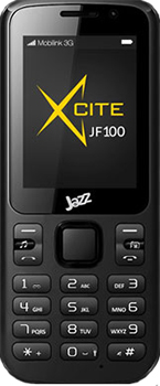 Mobilink Jazz Xcite JF100 cover