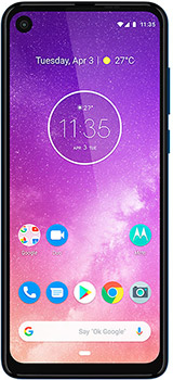 Motorola One Vision cover