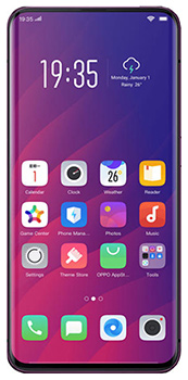 Oppo Find X price in pakistan