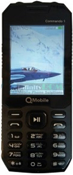 QMobile Commando 1 price in pakistan