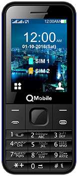 QMobile D7 cover