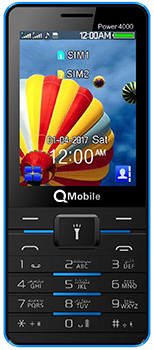 QMobile Power 4000 cover