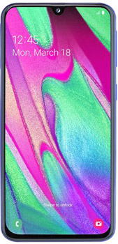 Samsung Galaxy A40 cover